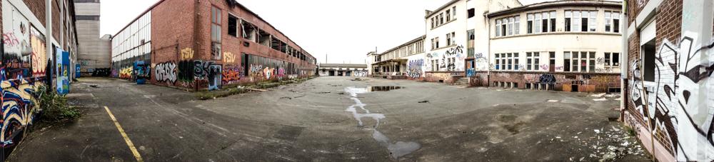 Lost Places I - verlassenes Werksgelände